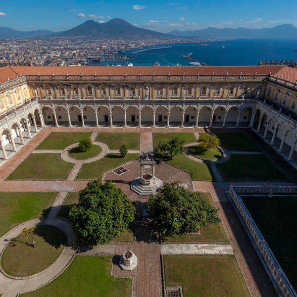 4 ott – La Certosa di San Martino