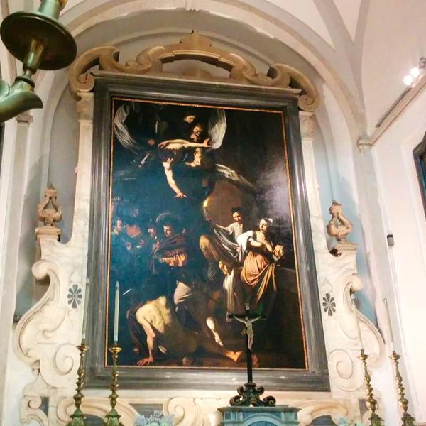 17 nov – Il Caravaggio nel Pio Monte della Misericordia