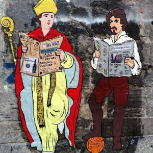 27 sett – Neapolitan Graffiti – tour sulla Street Art a Napoli
