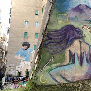 29 ago – La Street Art e i Quartieri Spagnoli