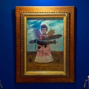 Mostra Frida Kahlo a Napoli